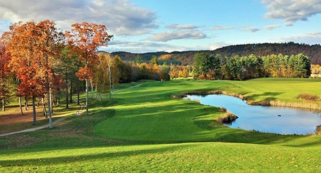 Brattleboro Country Club - Hole #7