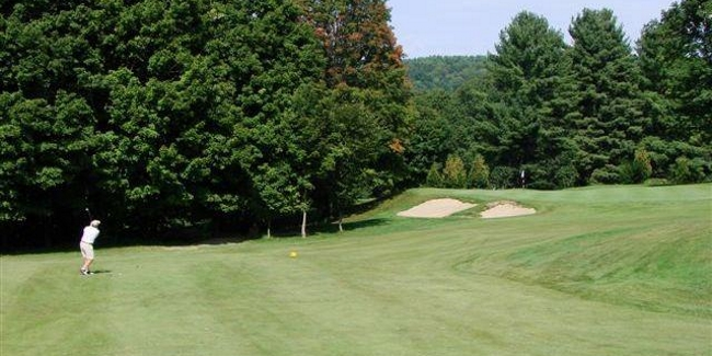 Brattleboro Country Club - Hole #17