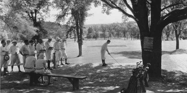 Brattleboro Country Club Circa 1925