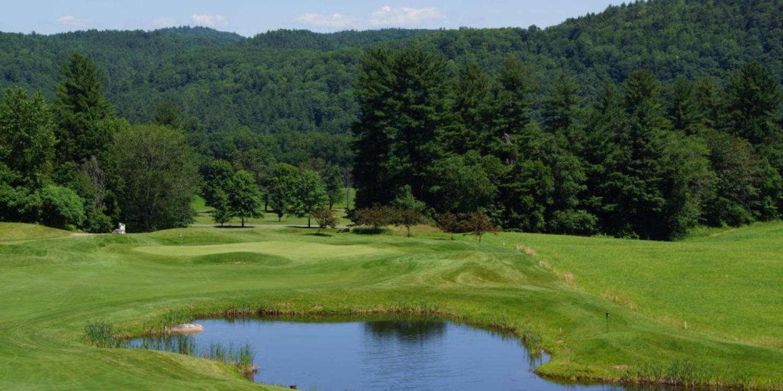 Brattleboro Country Club - Hole #17