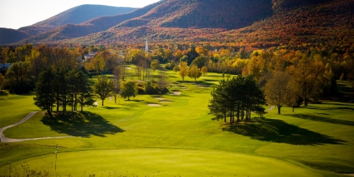 The Golf Club at EQUINOX Vermont golf packages