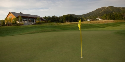 Jay Peak Championship Golf Course Vermont golf packages