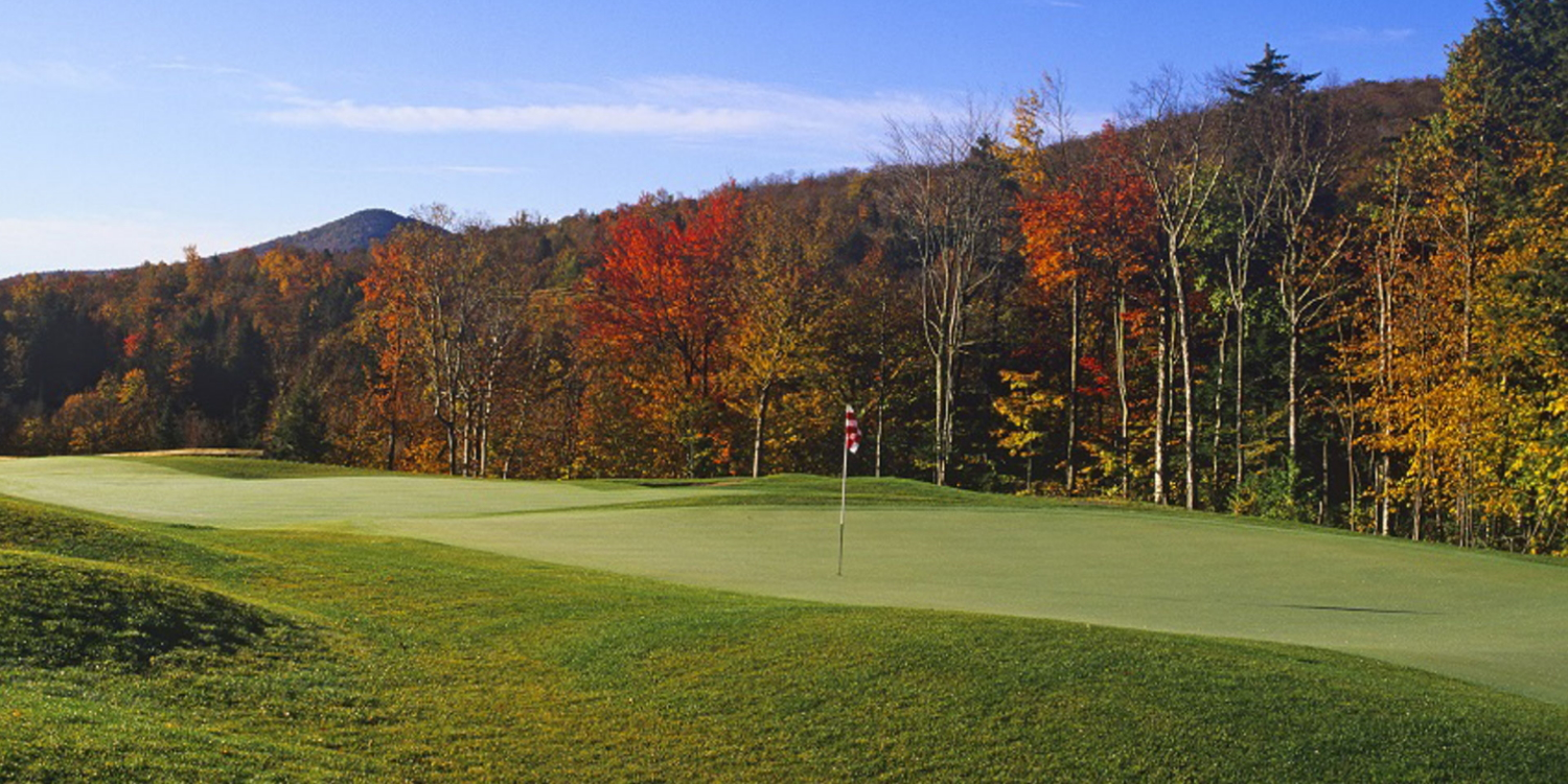 Stowe Mountain Club Golf Course
