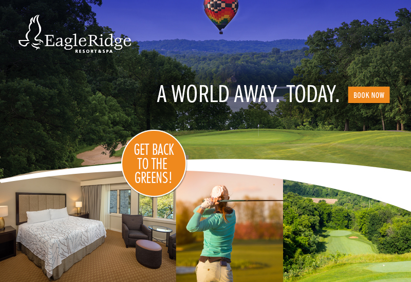 Experience the Ultimate Golf Destination - Eagle Ridge Resort